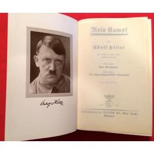 1935 Mein Kampf # 5325