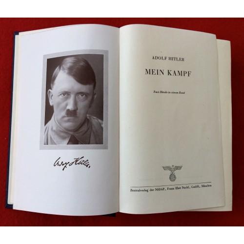 Hitler Plaque # 5132