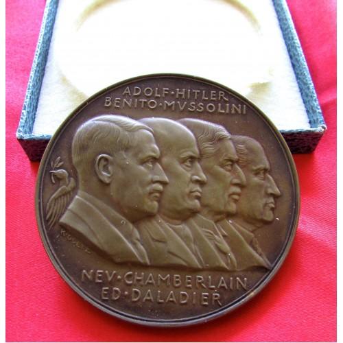 Munich Agreement Medallion # 5134