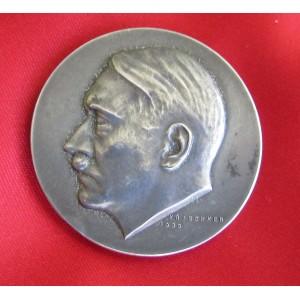 Hitler Medallion # 5153