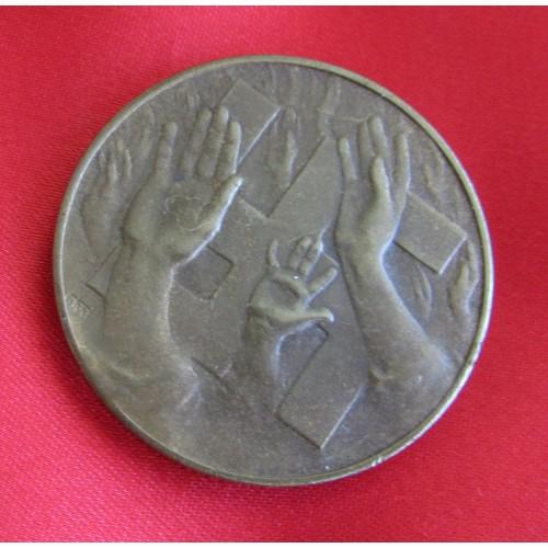 NSDAP Donation Token  # 5157