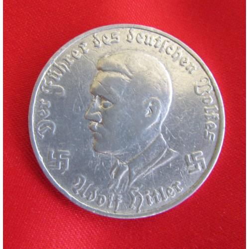 Hitler Token # 5159