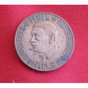 Hitler Token # 5163