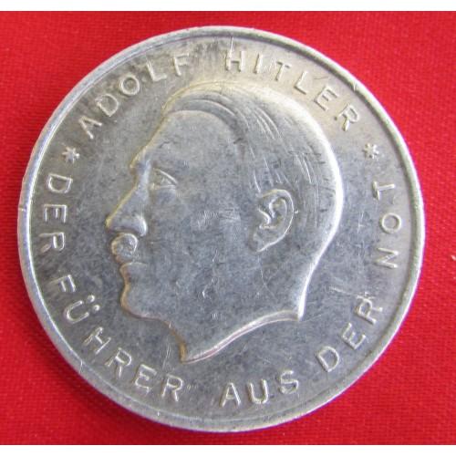 Hitler Token # 5164