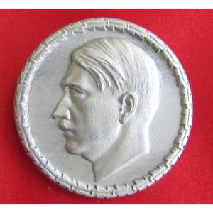 WHW Hitler Pin # 5167