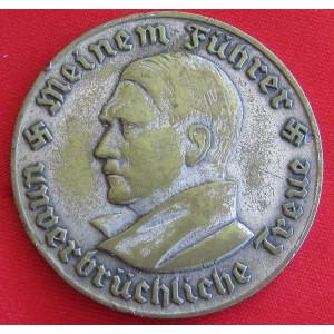 Hitler Medallion # 5169
