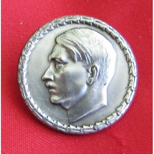 WHW Hitler Pin # 5168