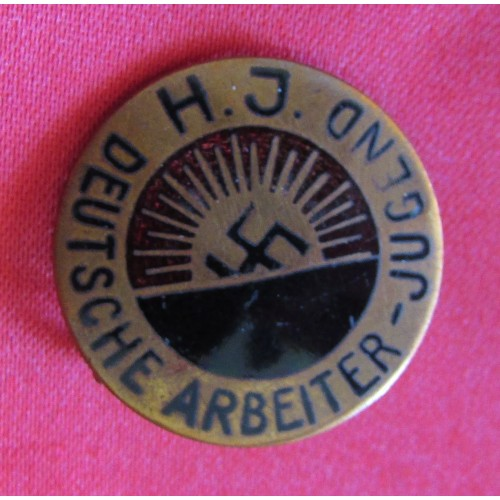HJ Membership Badge # 5189