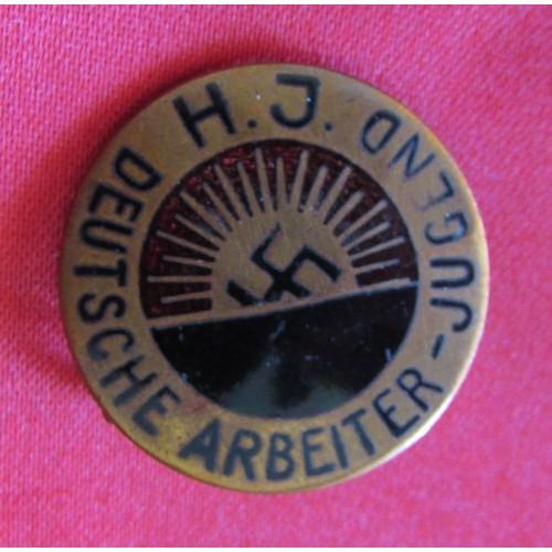HJ Membership Badge # 5189