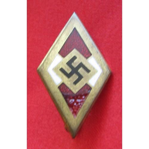 HJ Badge  # 5193