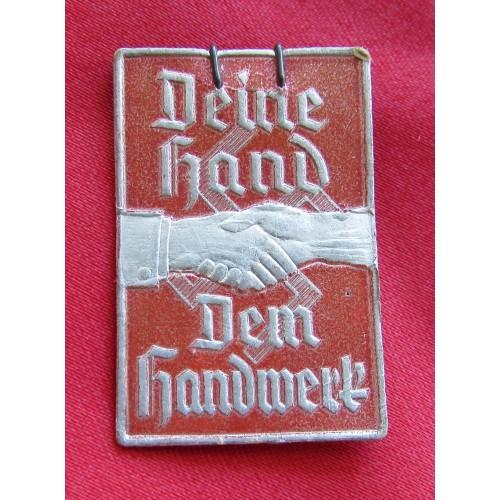 Deine Hand Dem Handwerk Tinnie # 5184