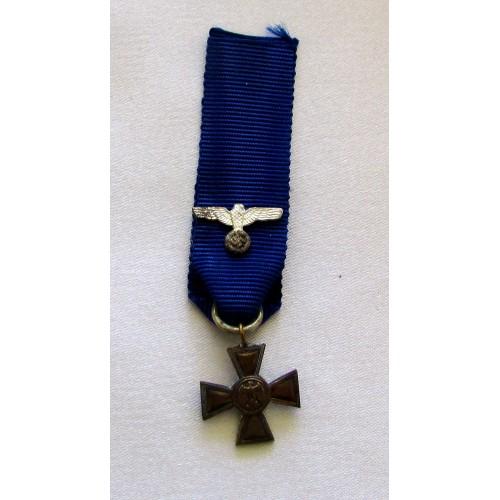 Heer 18 Year Long Service Award, miniature # 5217