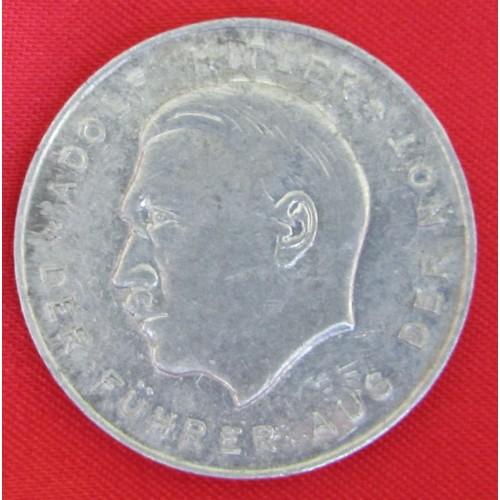 Hitler Token # 5226