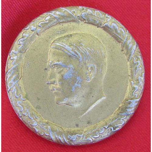 Hitler WHW Pin # 5227