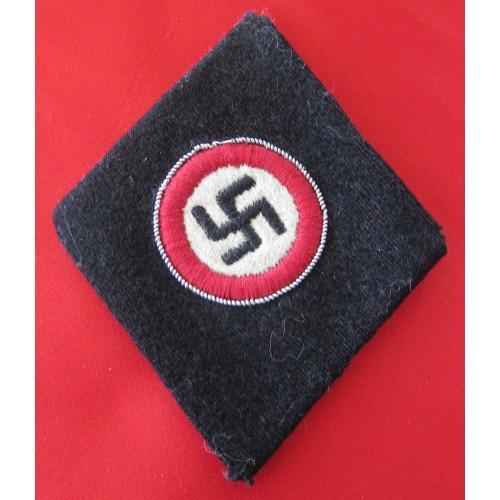 NSDAP Stabsleiter Diamond # 5256