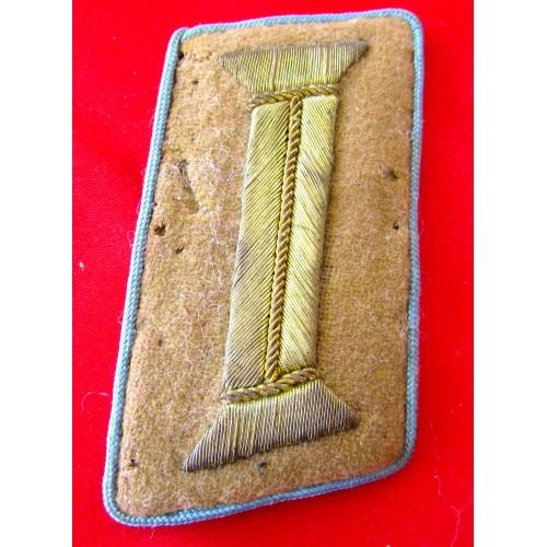 Ortsgruppe Stützpunkleiter Collar Tab # 5272