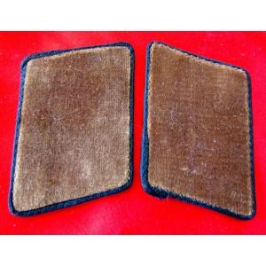 Kreisleitung Anwärter (nicht-Pg) Collar tabs # 5273