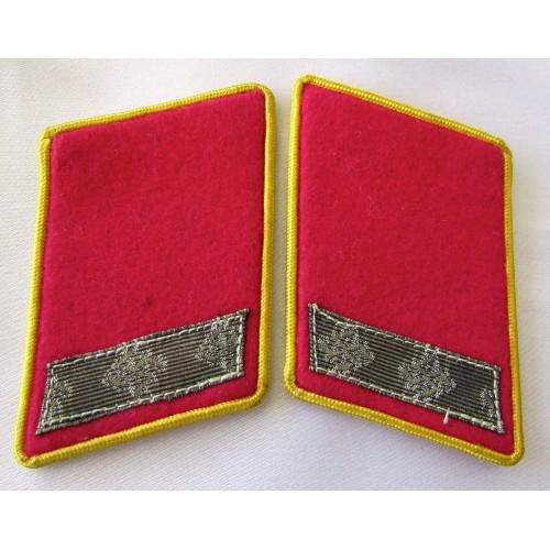 Reichsleitung Mitarbeiter Collar Tabs # 5285