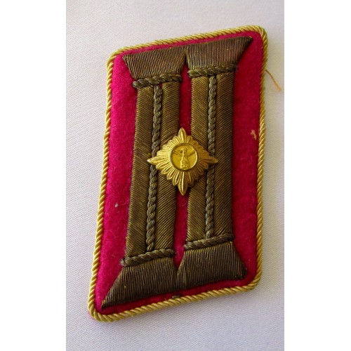 Reichsleitung Hauptamtsleiter Collar Tab # 5289