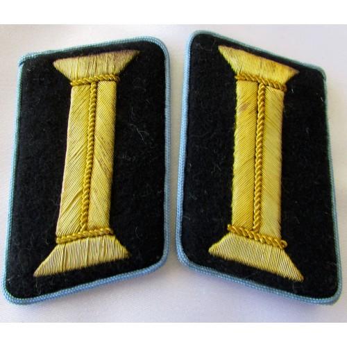 Ortsgruppe Retired Stützpunkleiter Collar Tabs # 5292