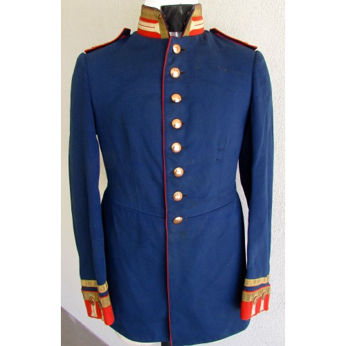 Württemberg Cavalry High NCO Grenadier Tunic # 5301