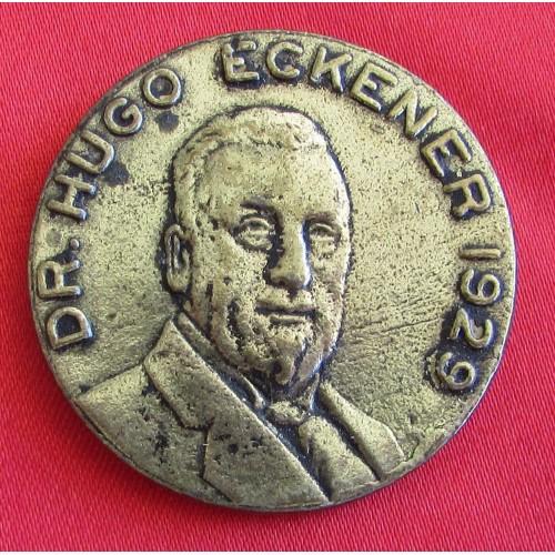 Dr. Hugo Eckener Zeppelin Medal # 5317