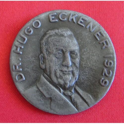 Dr. Hugo Eckener Zeppelin Medal # 5318
