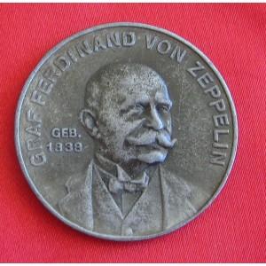Graf Ferdinand von Zeppelin Medallion # 5331