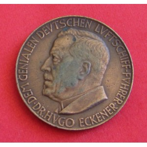 Dr. Hugo Eckner Medallion  # 5332