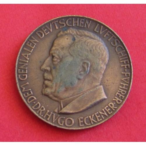 Dr. Hugo Eckner Medallion  # 5332