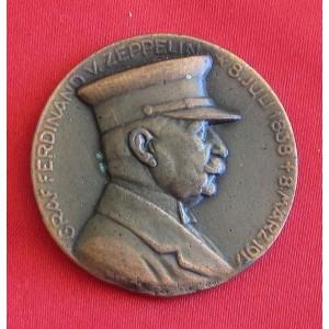 Zeppelin Medallion # 5338