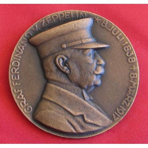 Zeppelin Medallion # 5339
