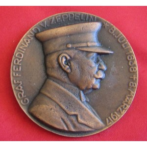 Zeppelin Commemorative Medallion # 5340