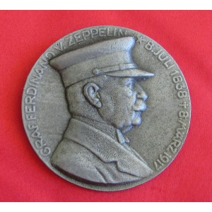 Zeppelin Commemorative Medallion # 5341