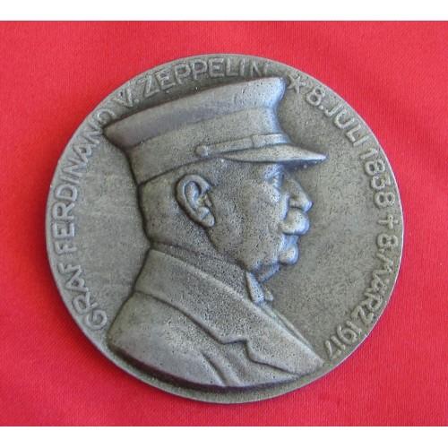Zeppelin Commemorative Medallion # 5341