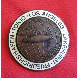 Zeppelin LZ 127 Commemorative Badge # 5343