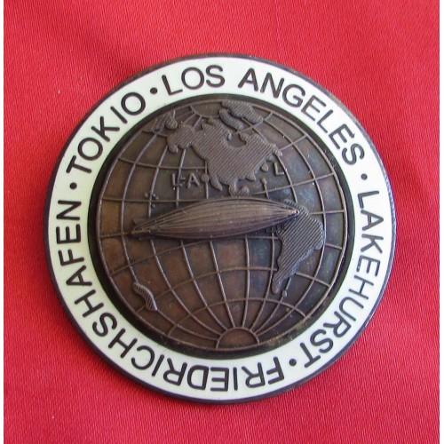 Zeppelin LZ 127 Commemorative Badge # 5343