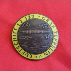 Zeppelin Commemorative Badge # 5344