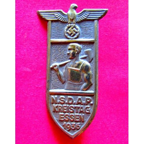 1932 Essen Tinnie # 5000