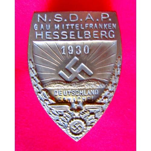 Hesselberg Tinnie # 5004
