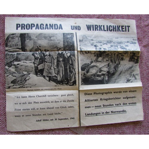 Propaganda Flyer # 5012