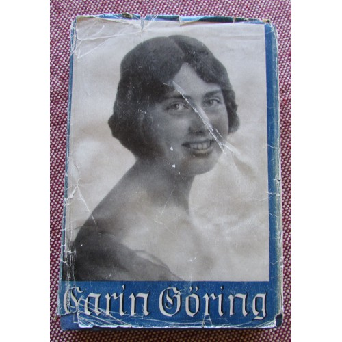 Carin Göring Period Book # 5014