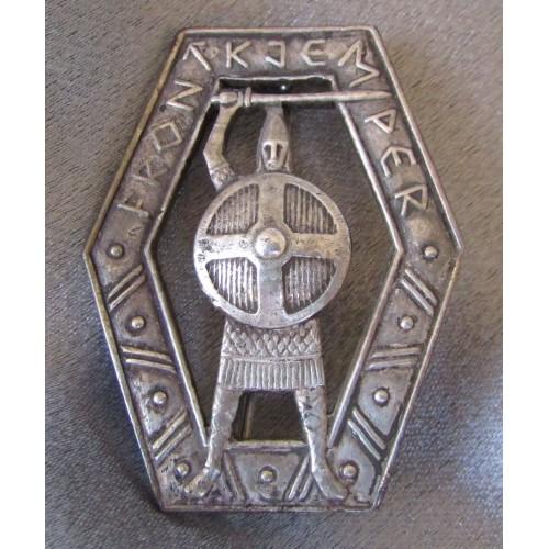 Frontkjemper Medal # 5019