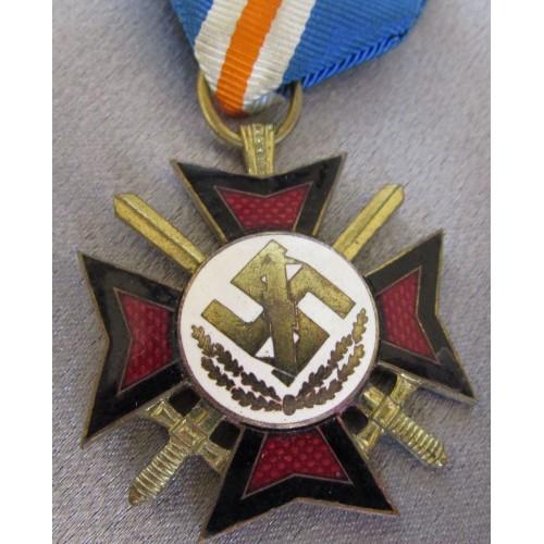 Holland SS Medal # 5020