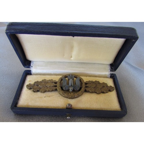 Luftwaffe Squadron Clasp for Bomber Pilots # 5026