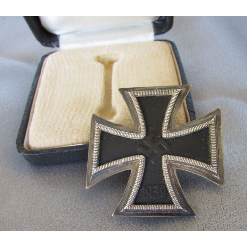Iron Cross First Class # 5024