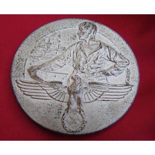 Industry Award Medallion # 5032
