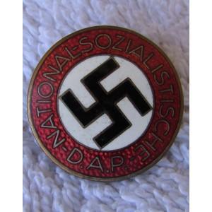 NSDAP Member Lapel Badge  # 5037