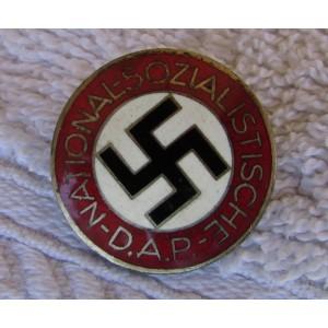 NSDAP Member Lapel Badge  # 5036