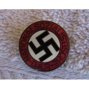 NSDAP Membership Badge # 5039